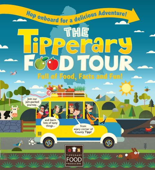 Tipperary Food Tour Book